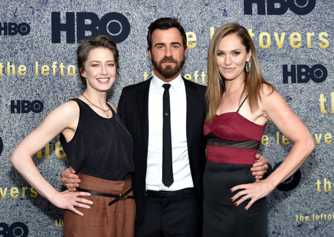 Carrie-Coon-Justin-Theroux-Amy-Brenneman-The-Leftovers-FYC-NYC-Screening-Red-Carpet-Fashion-Tom-Lorenzo-Site-1